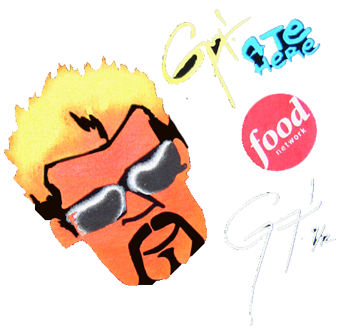 The Food Network's Diners, Drive-Ins & Dives with Guy Fieri