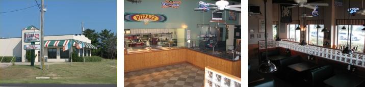 Kitty Hawk Pizzazz Pizza Location