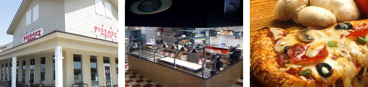 Nags Head Pizzazz Pizza Location