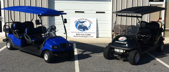 OBX Beach Buggies Sales