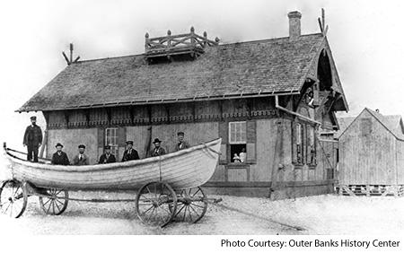 Hatteras Little Kinnakeet Boat Crew