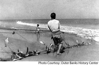Nags Head Early Fisherman