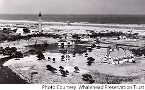 Whalehead Club Corolla 1948
