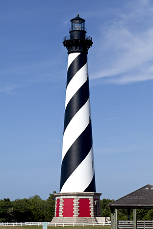 Buxton NC Cape Hatteras Lighthouse