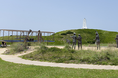 Kill Devil Hills - Wright Brothers Monument