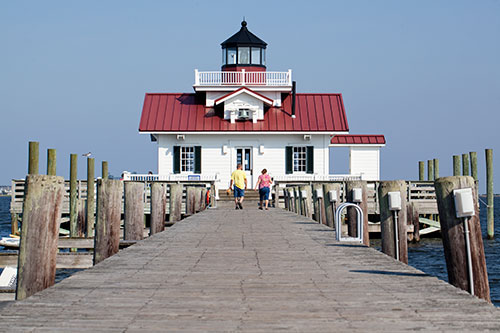 Manteo NC Lighthouse