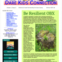 Children and Youth Partnership, Dare Kids Connection- Winter 2017-18