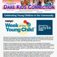Children and Youth Partnership, Dare Kids Connection- Spring 2019