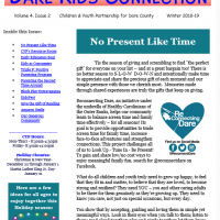 Children and Youth Partnership, Dare Kids Connection- Winter 2018-19