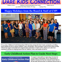 Children and Youth Partnership, Dare Kids Connection- Winter 2019-20