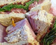 Traditional Club Sandwich  - Fig Tree Bakery And Deli And Sweet Tooth