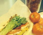 Flat Bread Sandwich - Fig Tree Bakery And Deli And Sweet Tooth