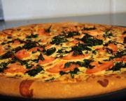 California White - Pizzazz Pizza