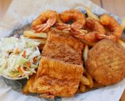 Fried Seafood Basket - Atlantic Coast Café