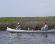 Family Canoe Tours At Pea Island - Pea Island National Wildlife Refuge