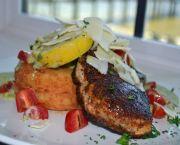 Blackened Swordfish - Miller's Waterfront Restaurant