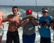 7am-12 Morning Headboat Fishing Trip - Crystal Dawn Head Boat Fishing and Sunset Cruise