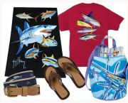 Guy Harvey Art And Sportswear - Ocean Treasures