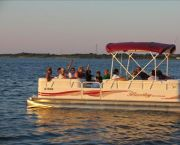 Pontoon Boat Rentals - Sunset Cruise - Sunset Watersports