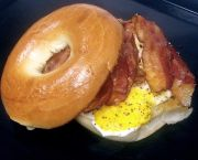 Egg & Cheese Bagel, Croissant or Toast - Wee Winks Market