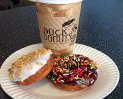 Donuts & Coffee Combo - Duck Donuts