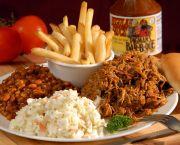 Pork Bbq Plate - Pigman's Bar-B-Que