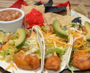 Baja Fish Tacos - Miller's Waterfront Restaurant