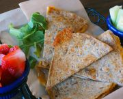 Quesadilla - The Hungry Pirate Waterfront Café