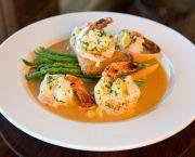 Crab Stuffed Shrimp -  The Paper Canoe Outer Banks Restaurant
