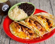 Fresh Fish Tacos - Bonzer Shack Bar & Grill