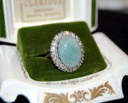 Celadon Jade Ring - Muzzie's Fine Jewelry & Gifts