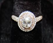 Stunning Diamond Ring - Muzzie's Fine Jewelry & Gifts