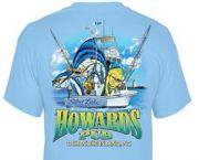 Crazy Charter Shirt - Howard's Pub