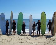 Surf Lessons With The Pit - Pit Surf Shop