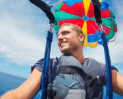 Single Parasail Flight - Causeway Watersports, Nags Head Outer Banks