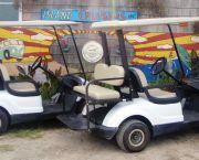 Golf Cart Rentals - Island Cruisers