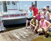 Group Fishing / Sightseeing Trip - Miss Oregon Inlet Headboat