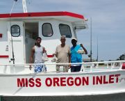 Afternoon Fishing Trip - Miss Oregon Inlet Headboat