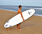 Rent A Surfboard For The Beach! - Moneysworth Beach Equipment and Linen Rentals