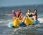 Banana and Tubing - North Beach Watersports