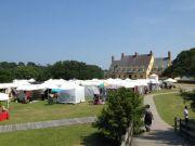 Whalehead, Under the Oaks Arts Festival