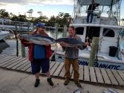 Fishin' Fannatic, Great Fall Fishing in the Outer Banks