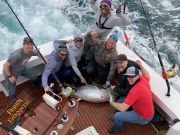 Fishin' Fannatic, Great Offshore Fishing - Tuna Time