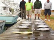 Oregon Inlet Fishing Center, October Ends With a Few Treats