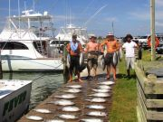 Oregon Inlet Fishing Center, August Breezes By