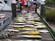 Pirate's Cove Marina, Firday Fishing