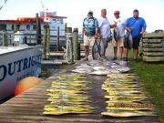 Oregon Inlet Fishing Center, Julia Churned Up Some Good Stuff!!