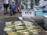Bite Me Sportfishing Charters, Good fishing and slow fishing