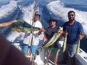 Tuna Duck Sportfishing, Last Day of Big Rock For Us