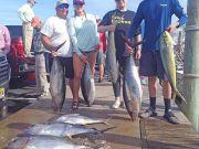 Tuna Duck Sportfishing, Birthday Time